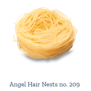 DeCecco Nested Angel Hair
