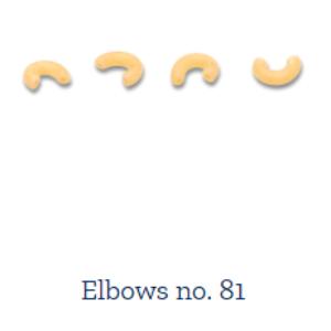 DeCecco Elbows