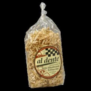 Wild Mushroom Fettuccine – Al Dente